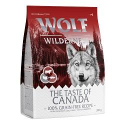 1 kg The Taste Of Canada Wolf of Wilderness Hundefoder
