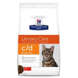 10 kg c/d Multicare Urinary Tract Health Hill's Diet Kattemad