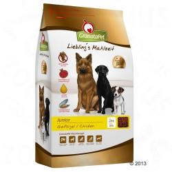 10 kg GranataPet Liebling's Mahlzeit Junior Fjerkræ Hundefoder
