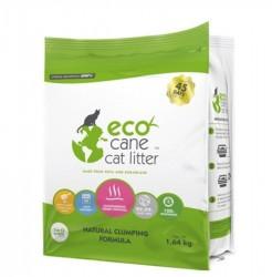 100% naturlig Eco Cane Cat Litter, 5,8 liter - 100% naturprodukt