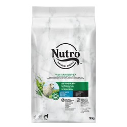 10kg NUTRO Hund Adult 30 kg+ Lam & Ris Nutro Hundefoder Nutro Hundefoder