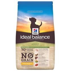 12 kg Adult No Grain Kylling & Kartof. Hill's Ideal Balance - Kornfrit Hundefoder