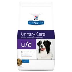 12 kg Hill's Diet u/d Hundefoder