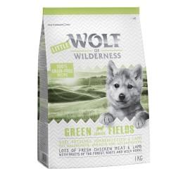 12 kg Little Wolf of Wilderness Junior ''Green Fields'' Lam