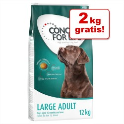 12 kg Medium Adult Concept for Life Hundefoder