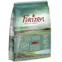 12 kg Purizon Adult Fisk - Kornfrit Hundefoder