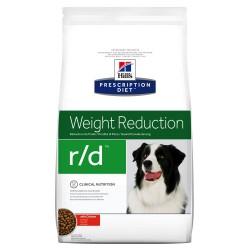 12 kg r/d Weight Reduction Hill's Diet Hundefoder