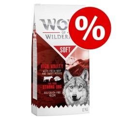 12 kg Wolf of Wilderness til særpris! - ''Blue River'' - Laks