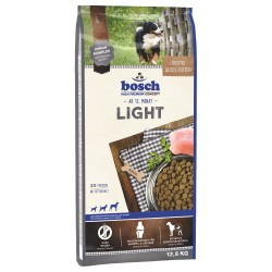 12,5 kg Bosch Light Hundefoder