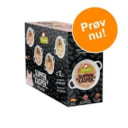 12x70g Suppenkasper blandet pakke GranataPet kattesnack