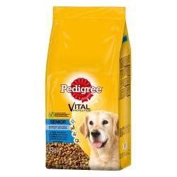 13 kg Pedigree Vital Senior 8+ Hundefoder