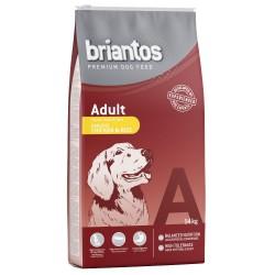 14 kg Briantos Adult Kylling & Ris Hundefoder