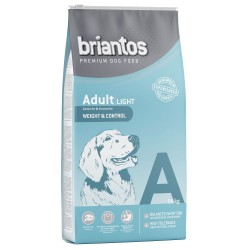 14 kg Briantos Adult Light Hundefoder