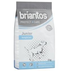 14 kg Briantos Junior Young & Care Hundefoder