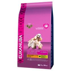15 kg Eukanuba Adult Light Medium Breed Hundefoder