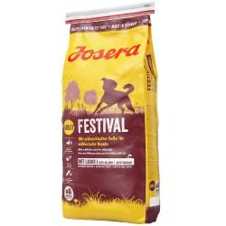 15 kg Festival Josera Hundefoder