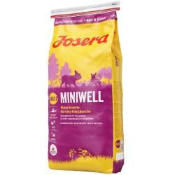 15 kg Josera Miniwell Hundefoder