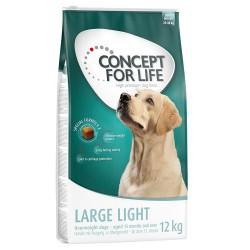1,5 kg Large Light Concept for Life Hundefoder