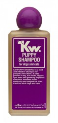 200 ml KW Hvalpe shampoo