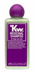 200 ml KW Medicin shampoo uden parfume