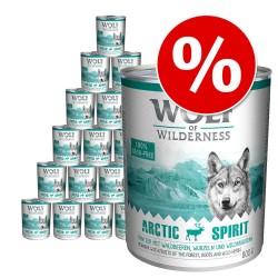 24x800 g The Taste of the Mediterranean of Wilderness Hundefoder