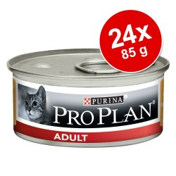 24x85 g Cat Adult Kylling Pro Plan Kattemad