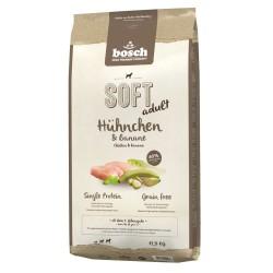 2,5 kg Soft Kylling & Banan Bosch - Kornfrit Hundefoder