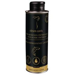 250 ml Oleum Canis Lakseolie