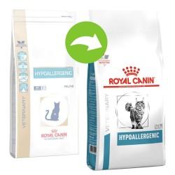 2,5kg Feline Hypoallergenic DR 25 Royal Canin Vet Diet Kattemad