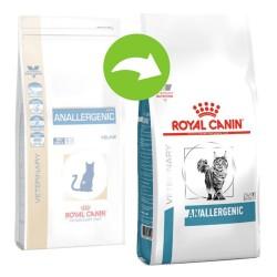 2kg Feline Anallergenic Royal Canin Veterinary Diet Kattemad