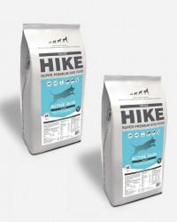 2x12 kg HIKE Aktiv - Kornfrit og Dansk