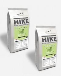 2x12 kg HIKE Kylling - Kornfrit og Dansk