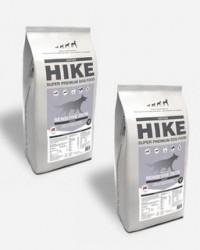2x12 kg HIKE Sensitiv - Kornfrit, skånsomt og Dansk