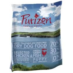 2x12 kg Purizon Puppy Hundefoder
