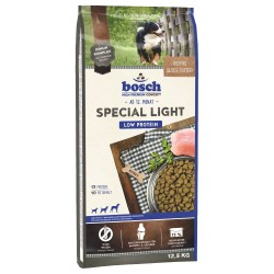 2x12,5 kg Special Light Bosch Hundefoder