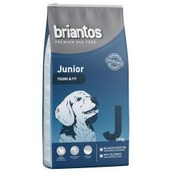2x14 kg Briantos Junior Hundefoder