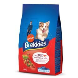 2x15 kg Brekkies Mix med oksekød Hundefoder