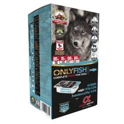 2x9,45 kg Alpha Spirit Fisk Hundefoder