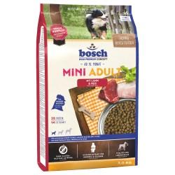 3 kg Mini Adult Lam & Ris Bosch Hundefoder