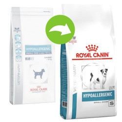 3,5kg Hypoallergenic Small Dog Royal Canin Diet Hundefoder