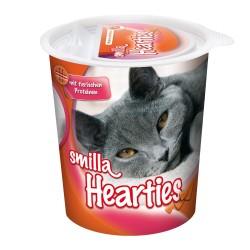 3x125 g Smilla Hearties - Kattesnacks