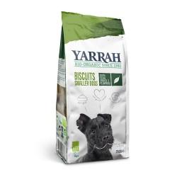 3x250 g Yarrah Øko Vegetariske Multihundekiks