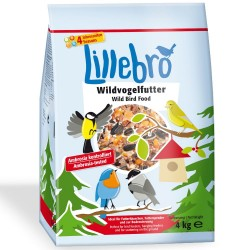 3x4 kg Lillebro Vildtfuglefoder