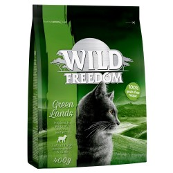 400 g Adult ''Green Lands'' Lam Wild Freedom Kattemad