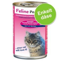 400 g Tun med aloe vera Feline Porta 21 Kattemad