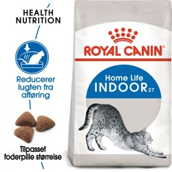 400g Indoor 27 Royal Canin Kattemad