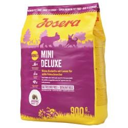 4,5 kg Josera MiniDeluxe Hundefoder