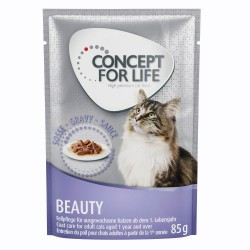 48x85 g Beauty Concept for Life i sovs Kattemad