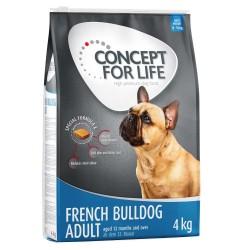 4kg Fransk Bulldog Adult Concept for Life Hundefoder