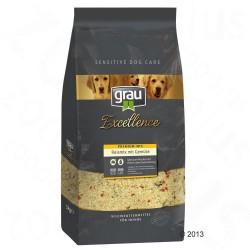 5 kg Grau Excellence Premium rismix med grøntsager Hundefoder